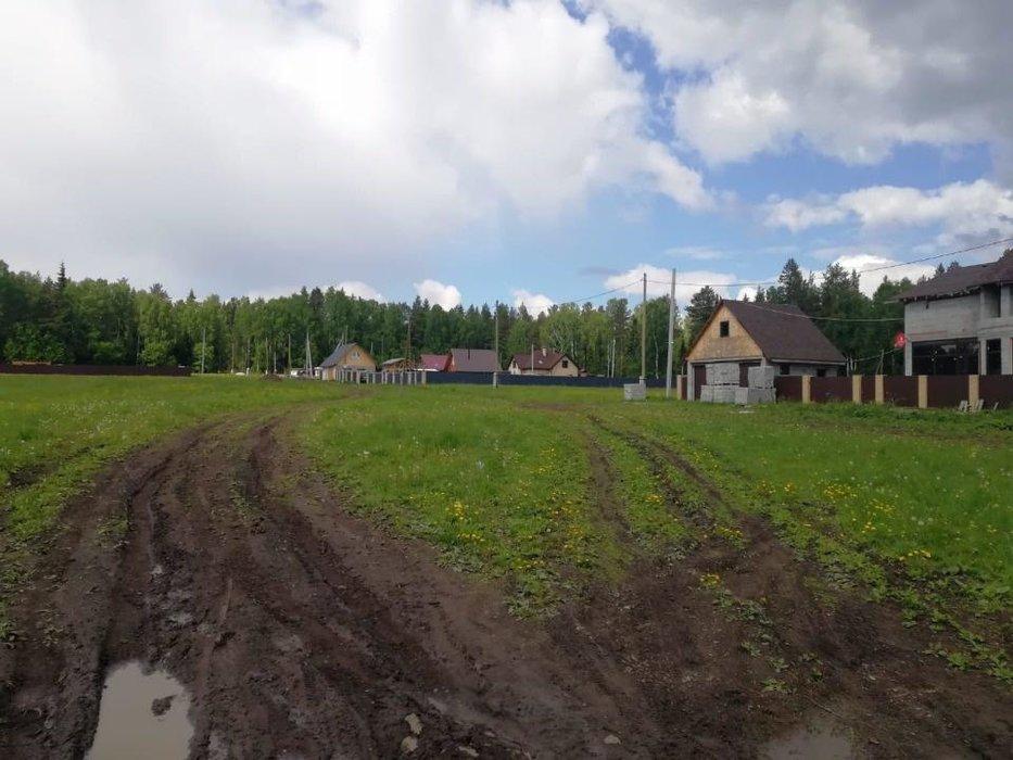 п. Краснояр, ул. Чистая, 6 (городской округ Ревда) - фото земельного участка (5)