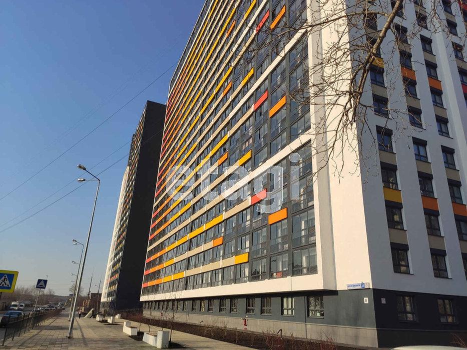Екатеринбург, ул. 40-летия Комсомола, 24 (ЖБИ) - фото квартиры (1)