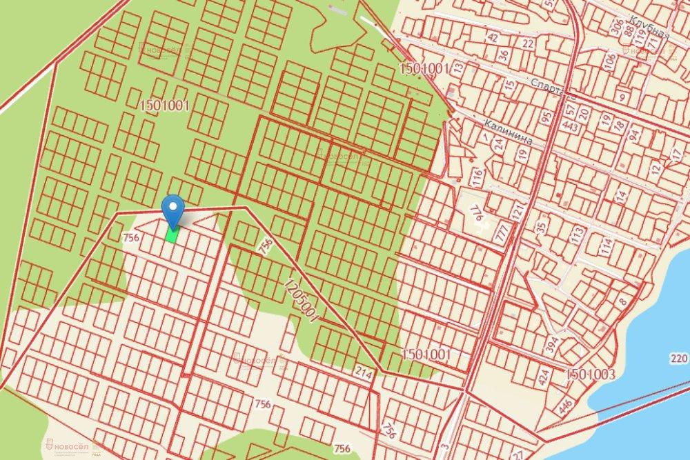 с. Мариинск (городской округ Ревда) - фото земельного участка (1)