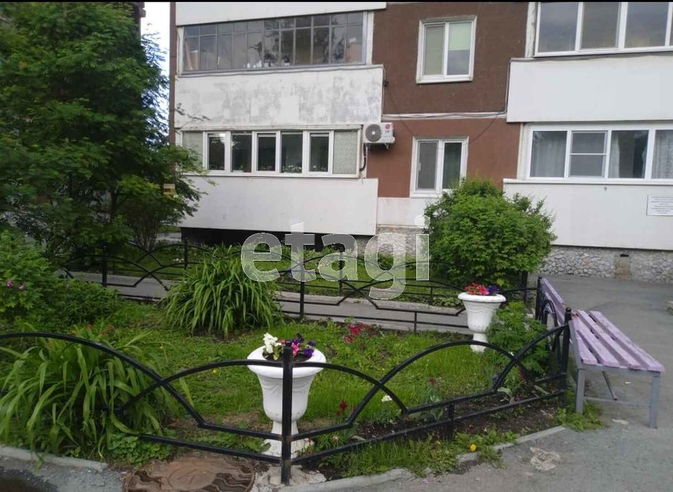 Екатеринбург, ул. Сыромолотова, 26 к 3 (ЖБИ) - фото квартиры (1)