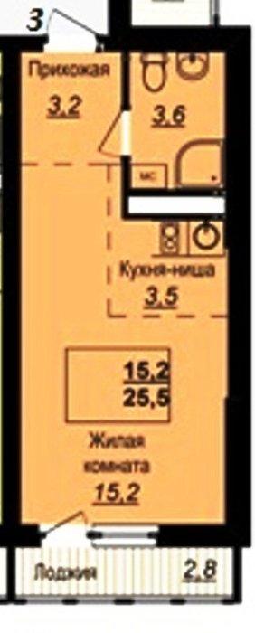 Екатеринбург, ул. Рощинская, 28 (Уктус) - фото квартиры (6)