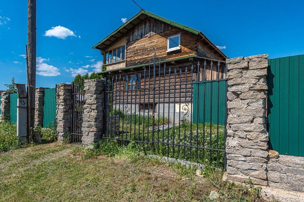 с. Логиново, ул. Чапаева, 2в (городской округ Белоярский) - фото дома (1)