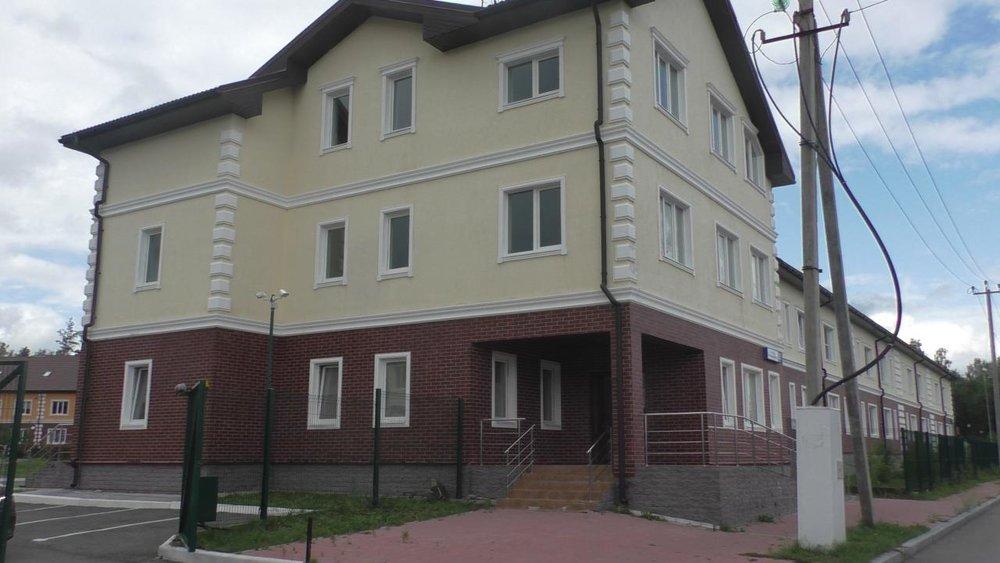 Екатеринбург, ул. Хрустальногорская, 35 (Широкая речка) - фото таунхауса (1)