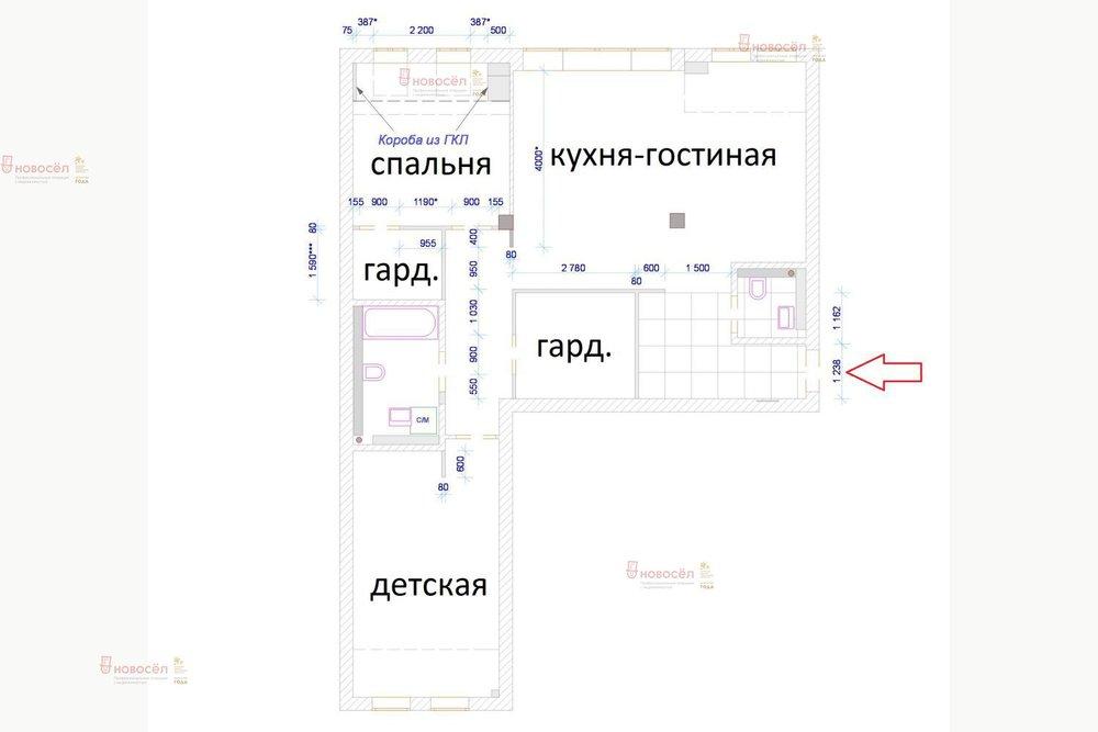 Екатеринбург, ул. Малогородская, 6 (Карасьеозерск) - фото квартиры (1)