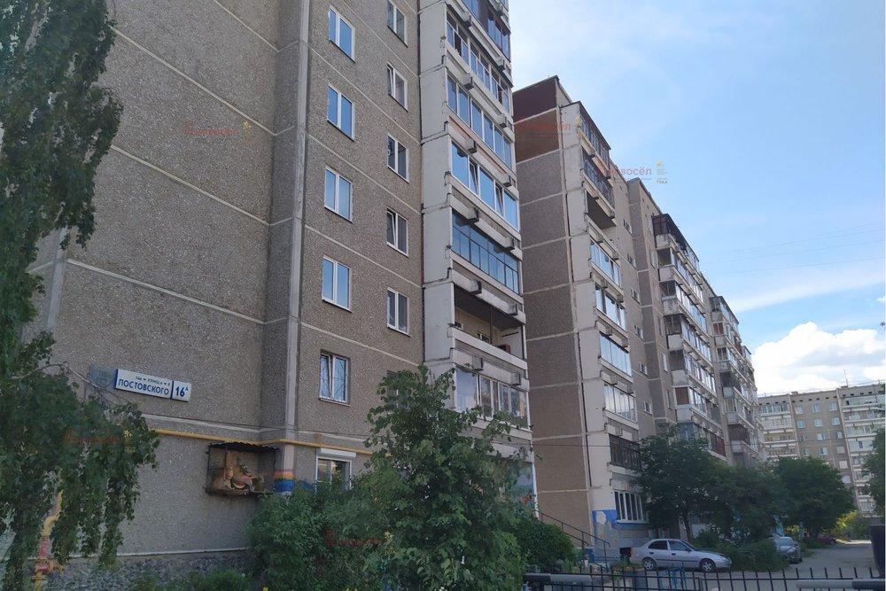 Екатеринбург, ул. Постовского, 16/а (Юго-Западный) - фото квартиры (1)