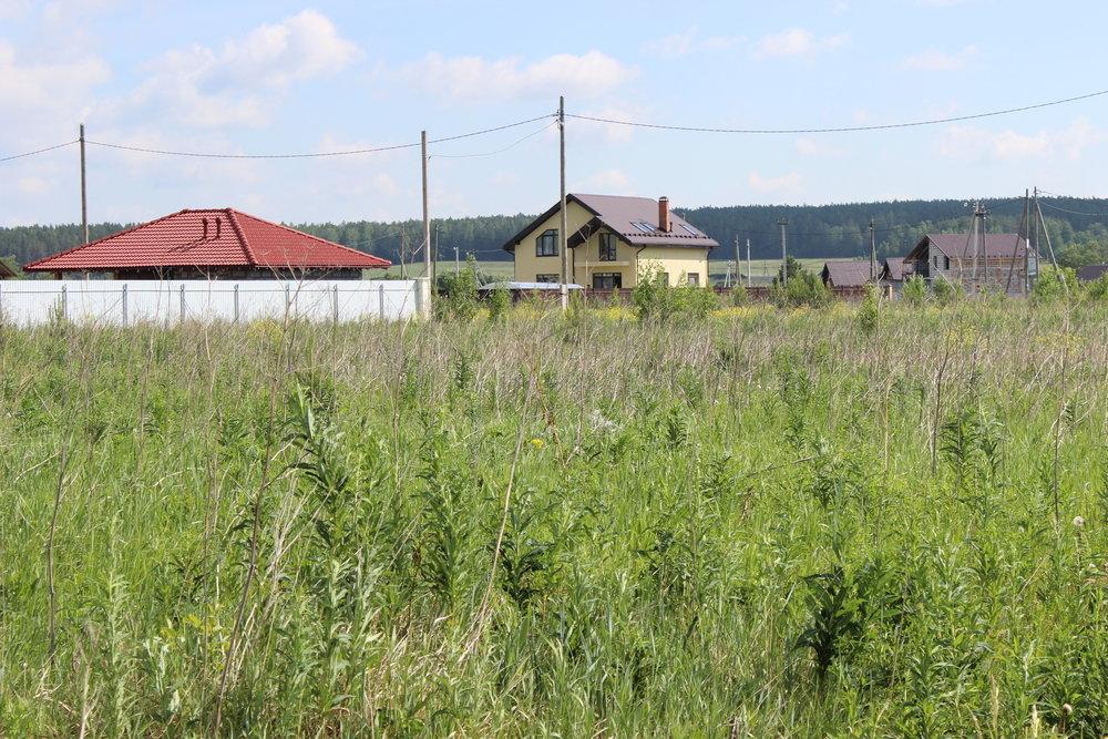 д. Ключи (г.о. Белоярский), ул. Апрельская, 40 (городской округ Белоярский) - фото земельного участка (1)