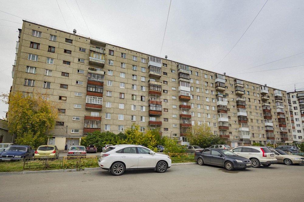 Екатеринбург, ул. Билимбаевская, 33 (Старая Сортировка) - фото квартиры (1)