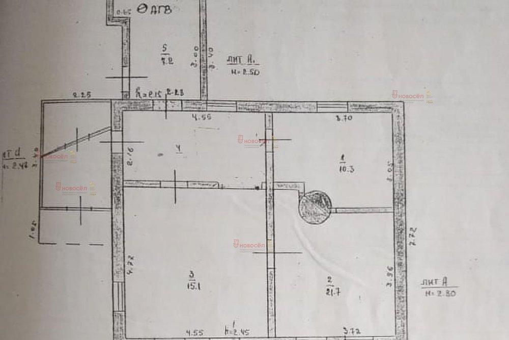 г. Сысерть, ул. Карла Либкнехта, 149 а (городской округ Сысертский) - фото дома (1)
