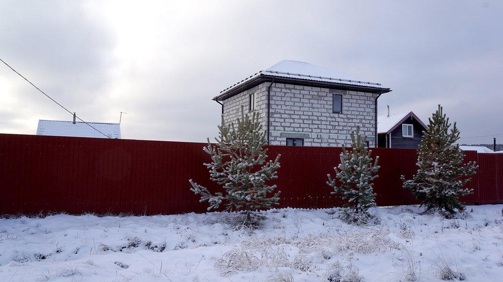 с. Малобрусянское, ул. Луговая, - (городской округ Белоярский) - фото коттеджа (1)