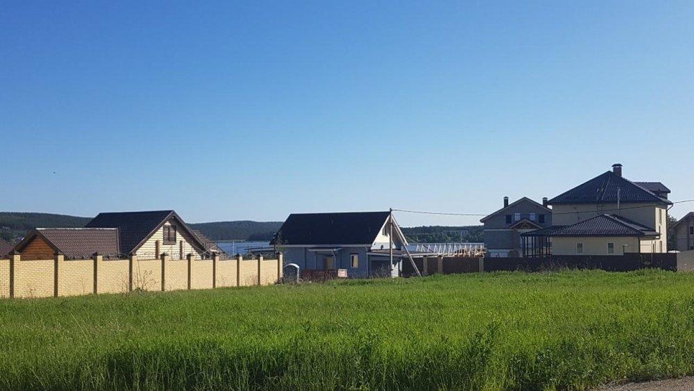 к.п. Белые Росы (городской округ Полевской, с. Курганово) - фото земельного участка (1)