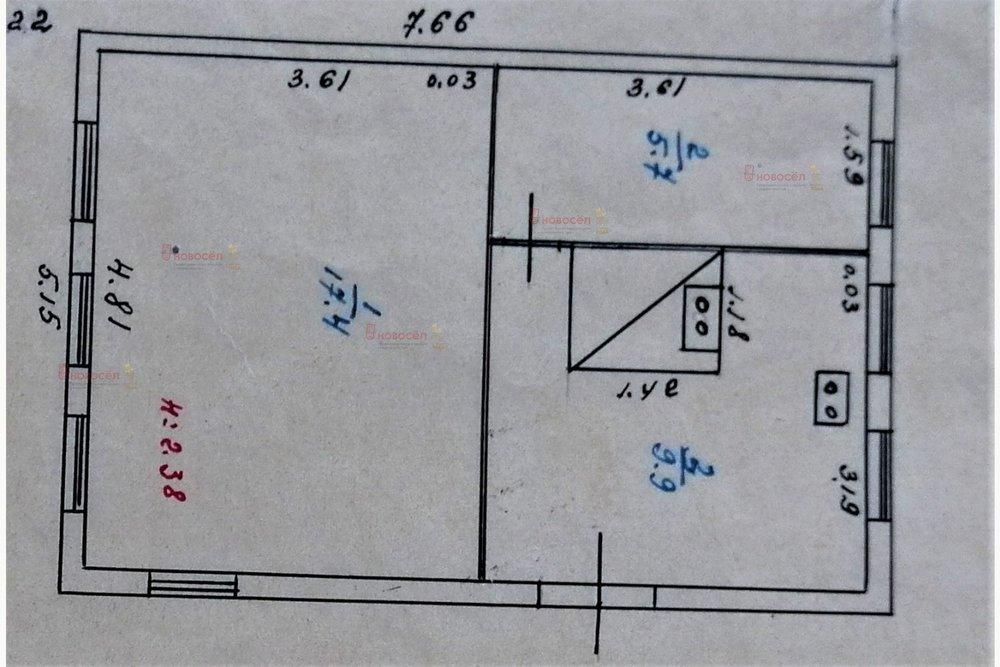 г. Ревда, ул. Константина Краснова, 107 (городской округ Ревда) - фото дома (1)