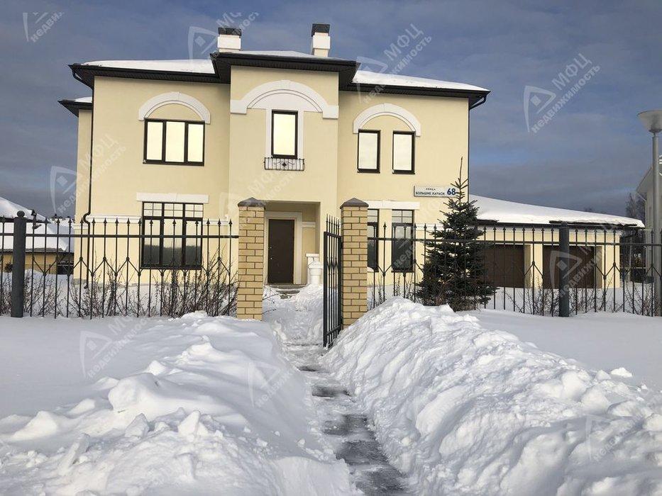 к.п. Карасьеозерский 2, ул. Большие караси, 68 (Верх-Исетский район) - фото коттеджа (1)