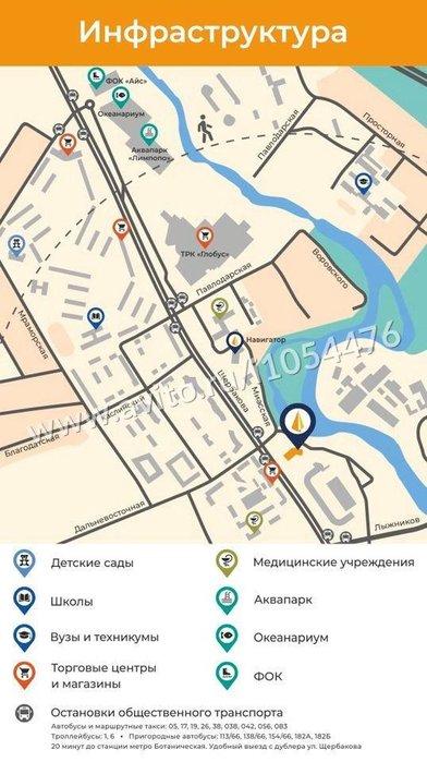 Екатеринбург, ул. Щербакова, (Уктус) - фото квартиры (1)