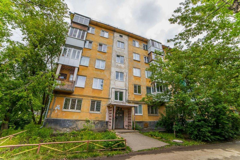 Екатеринбург, ул. Титова, 46 (Вторчермет) - фото квартиры (1)