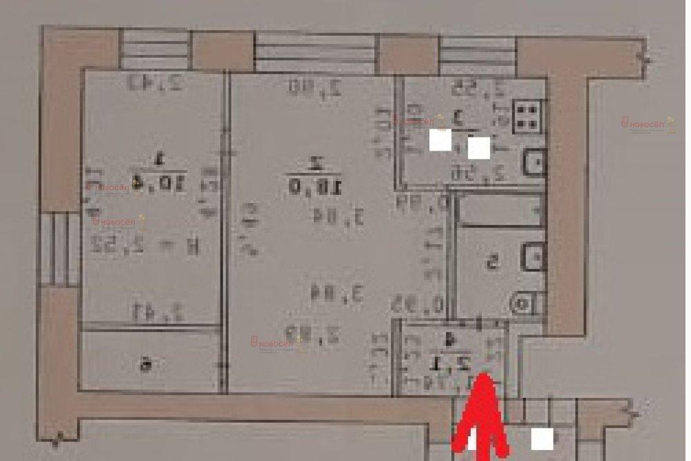 Екатеринбург, ул. Военная, 6 (Вторчермет) - фото квартиры (1)