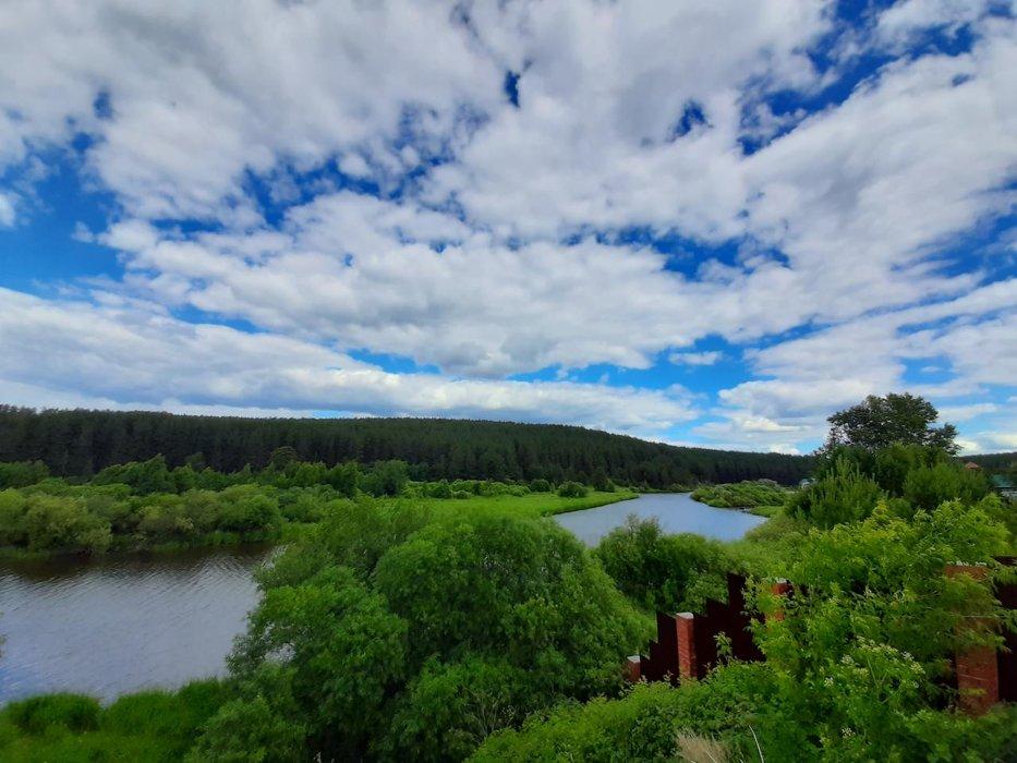 с. Кадниково, ул. 1 мая (городской округ Сысертский) - фото земельного участка (1)
