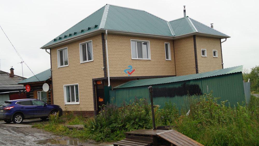 г. Ирбит, ул. Береговая, 35 (городской округ Ирбит) - фото дома (1)