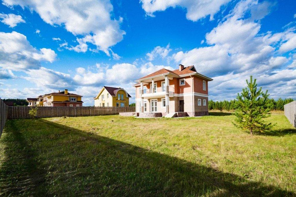 к.п. Николин ключ, ул. Николина, 7 (городской округ Сысертский, с. Кашино) - фото коттеджа (1)