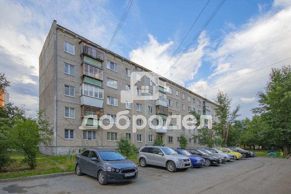 Екатеринбург, ул. Симферопольская, 18 (Вторчермет) - фото квартиры (1)