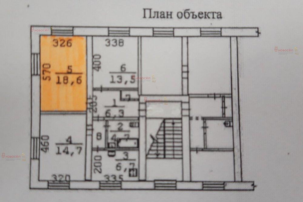 г. Березовский, ул. Мира, 10 (городской округ Березовский) - фото комнаты (1)