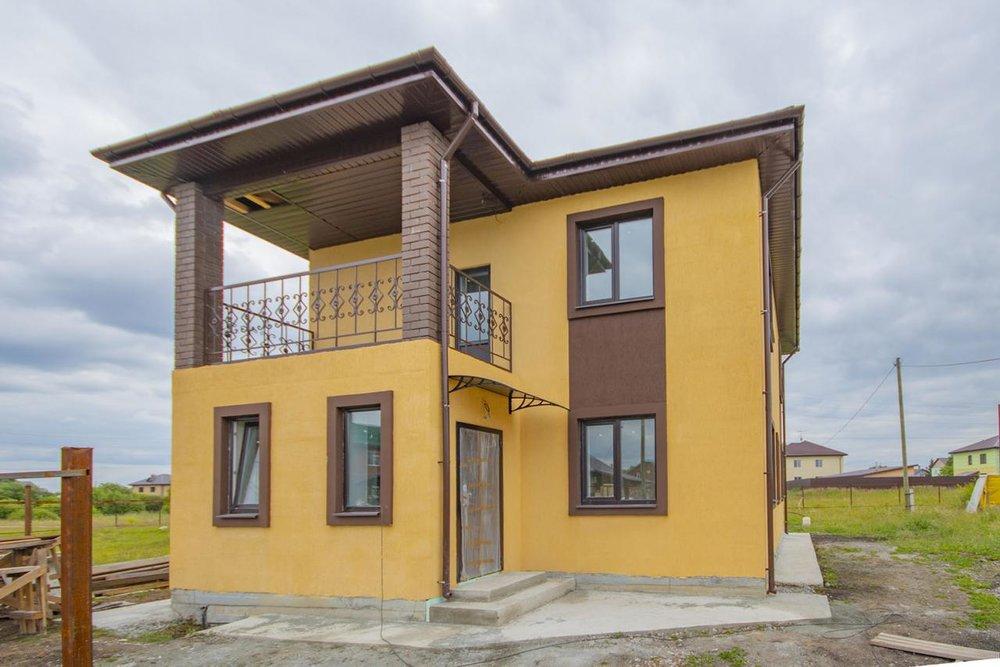 п. Большой Исток, ул. Зеленая, 17 (городской округ Сысертский) - фото дома (1)