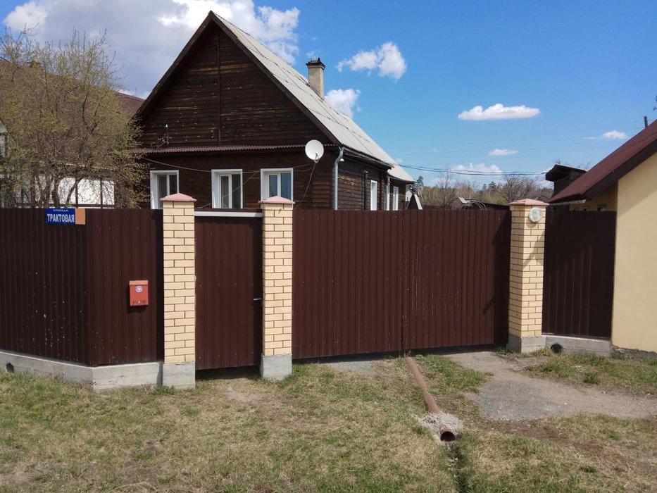 п. Поляна, ул. Трактовая, 11 (городской округ Сысертский) - фото дома (1)