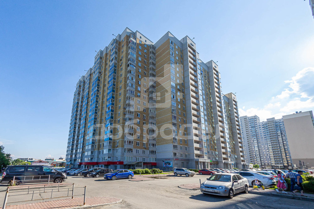 Екатеринбург, ул. Библиотечная, 45 (Втузгородок) - фото квартиры (1)