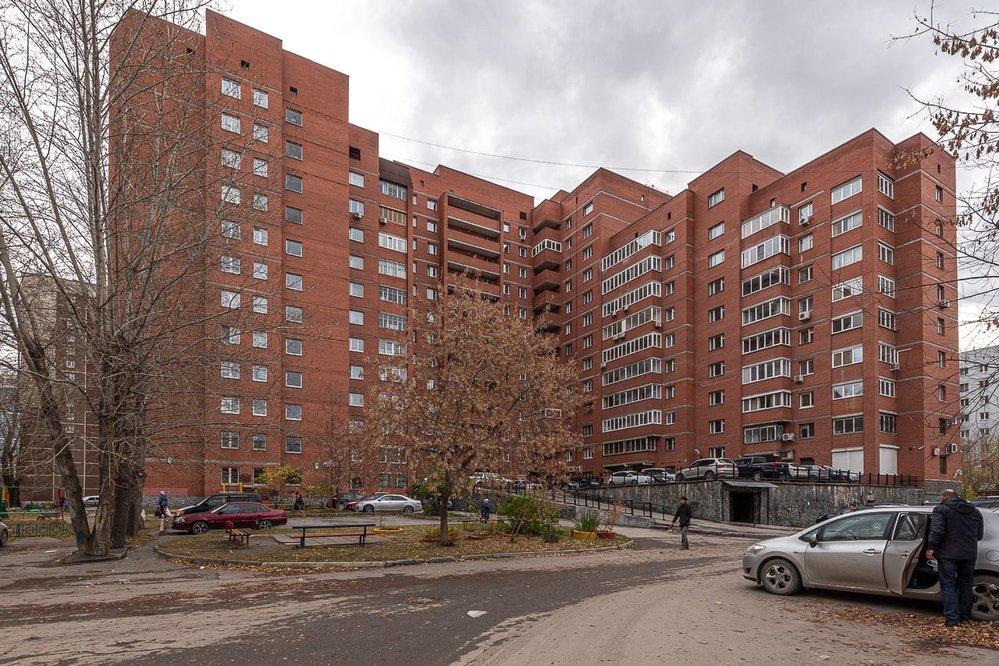 Екатеринбург, ул. Московская, 225/4 (Автовокзал) - фото квартиры (1)