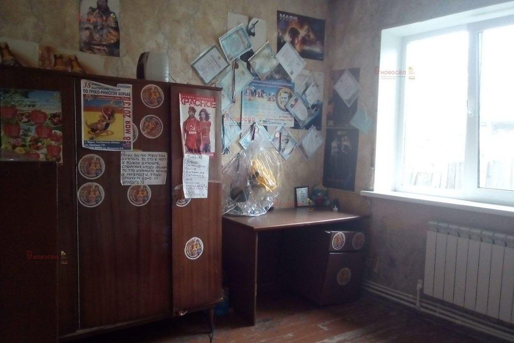 с. Патруши, ул. Строителей, 2а (городской округ Сысертский) - фото дома (8)