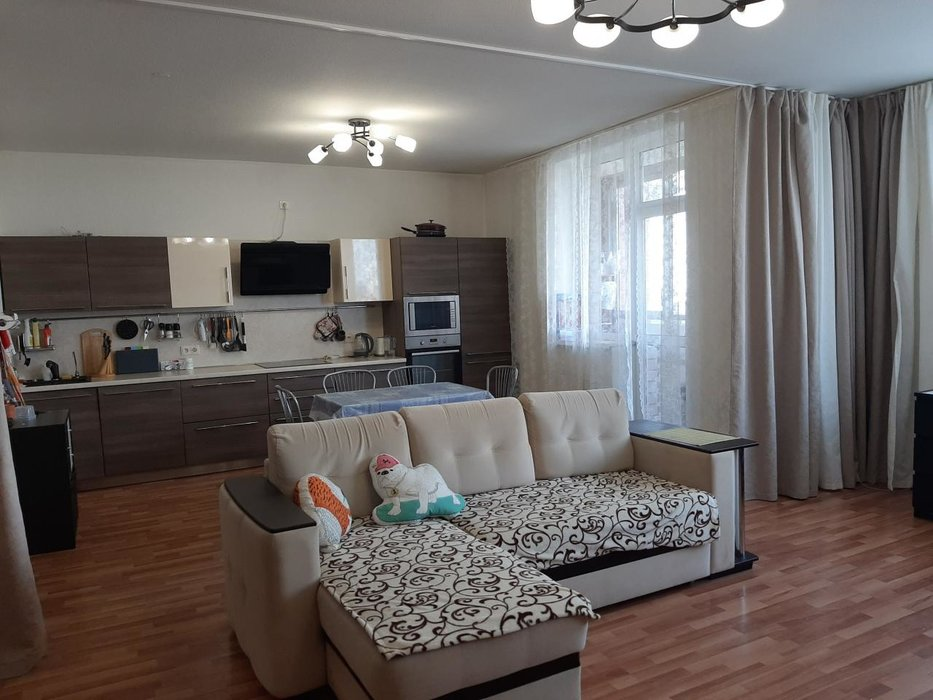 Екатеринбург, ул. Юлиуса Фучика, 1 (Автовокзал) - фото квартиры (1)