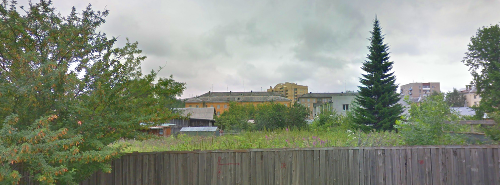 Екатеринбург, ул. Орловская, 46 (Уралмаш) - фото земельного участка (1)
