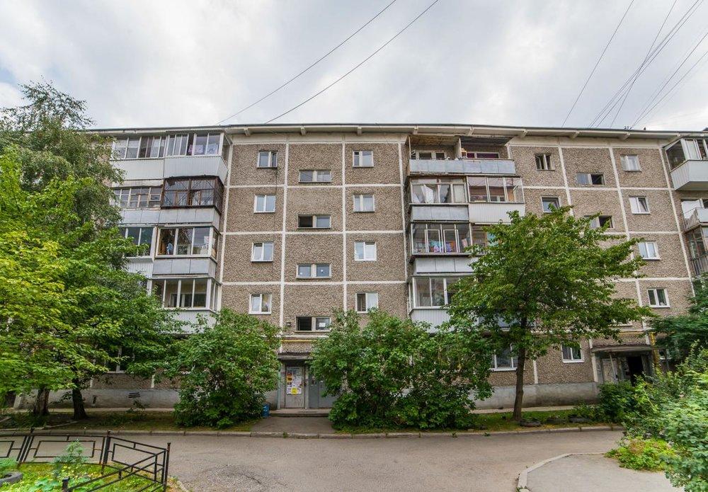 Екатеринбург, ул. Токарей, 48 (ВИЗ) - фото квартиры (1)