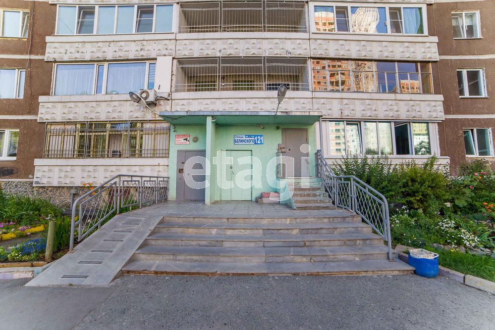 Екатеринбург, ул. Белинского, 121 (Автовокзал) - фото квартиры (1)