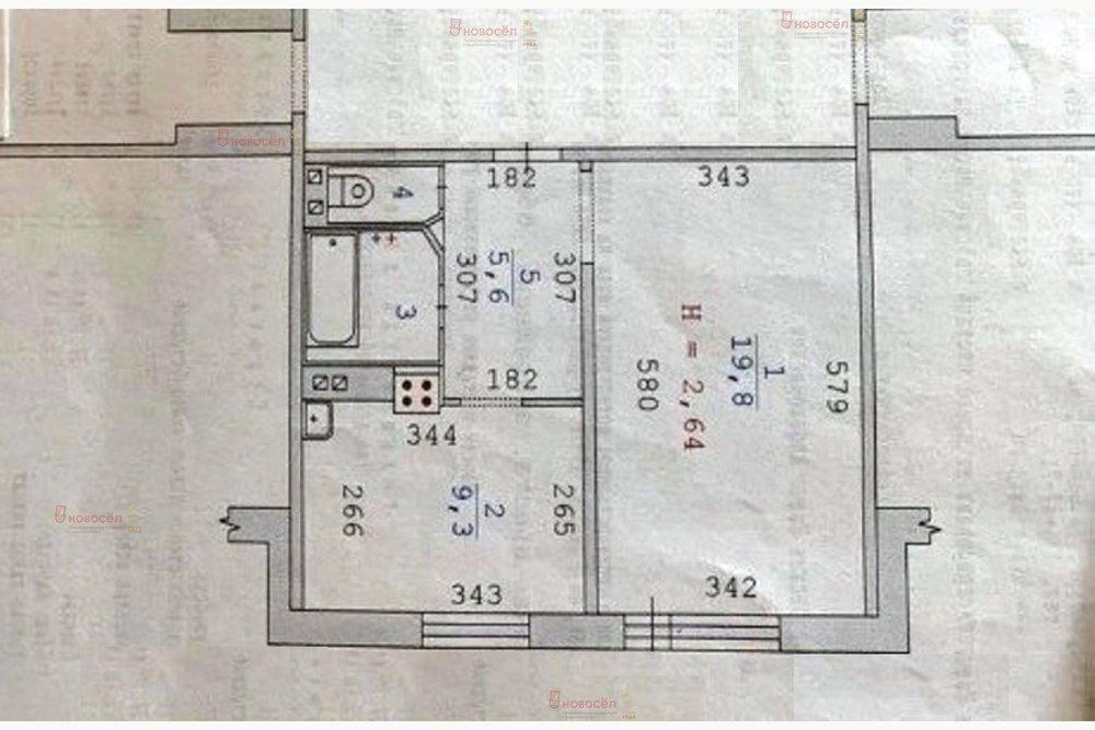 Екатеринбург, ул. Шейкмана, 118 (Центр) - фото квартиры (1)