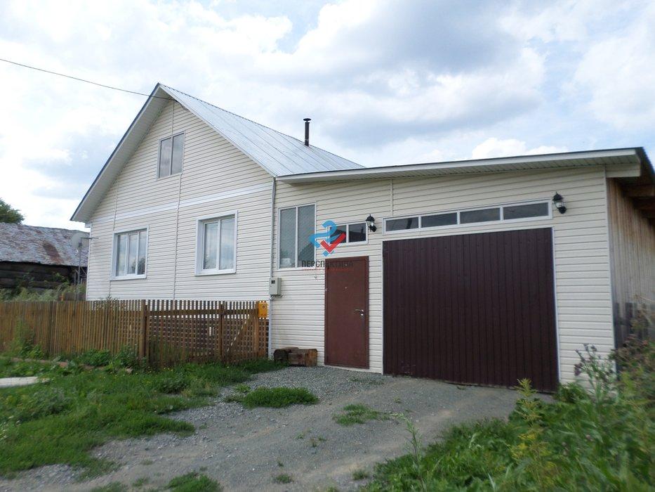 п. Бисерть, ул. Пролетарская, 76 (Нижнесергинский район) - фото дома (1)