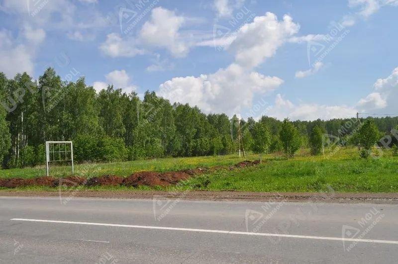 п. Колюткино, ул. уч. (городской округ Белоярский) - фото земельного участка (1)