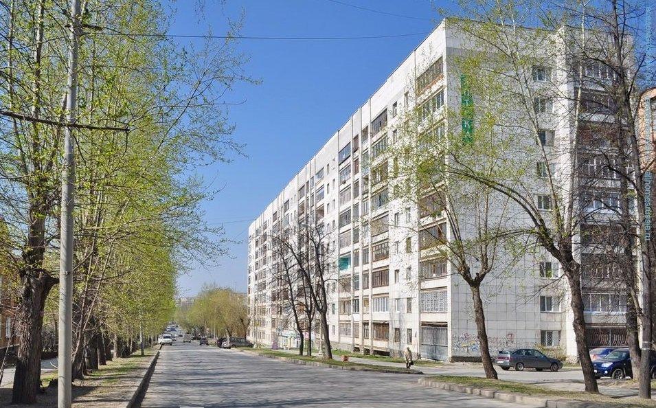 Екатеринбург, ул. Краснофлотцев, 15 (Эльмаш) - фото квартиры (1)