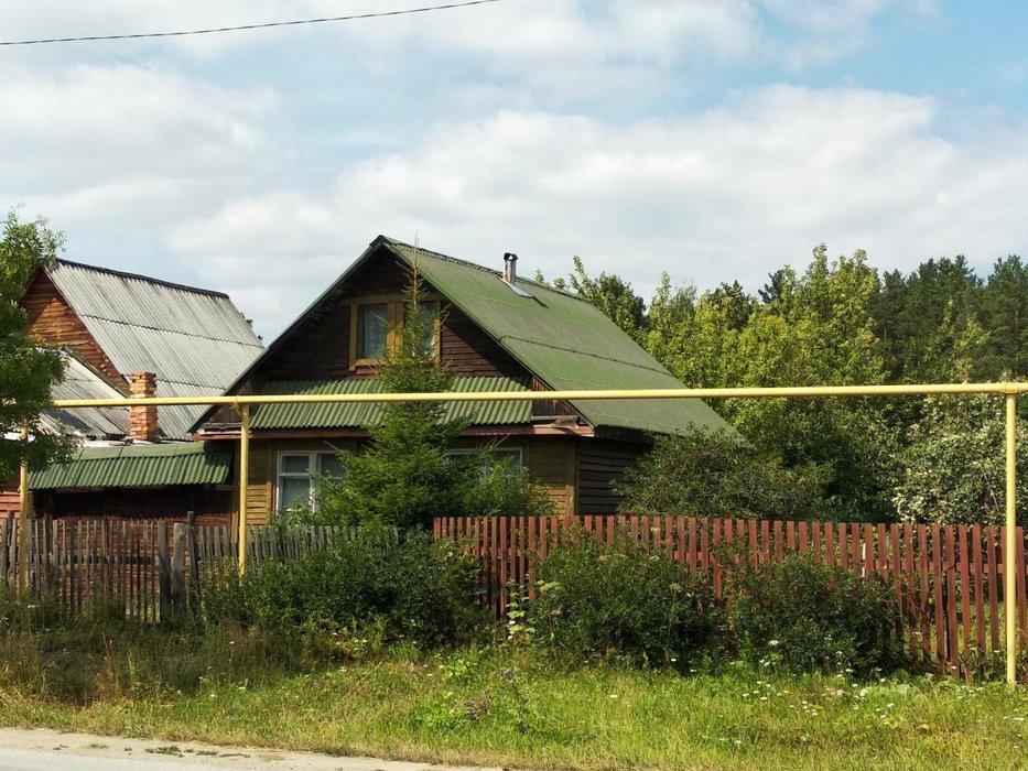 р.п. Верхнее Дуброво, ул. Папанинцев, 23 (городской округ Верхнее Дуброво) - фото дома (1)