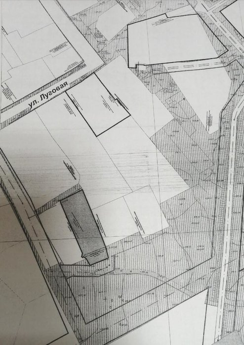п. Широкая речка, ул. Новоселов, 1ж (Чкаловский район) - фото земельного участка (1)