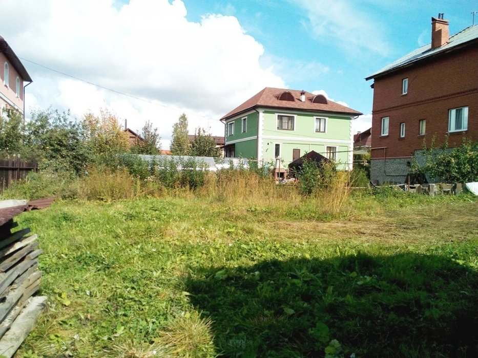 Екатеринбург, ул. Чкалова, 78 (городской округ Среднеуральск) - фото земельного участка (1)