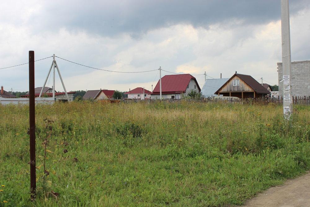 ДНП «Аэродром», ул. уч., 95 (Екатеринбург, с. Горный щит) - фото земельного участка (1)