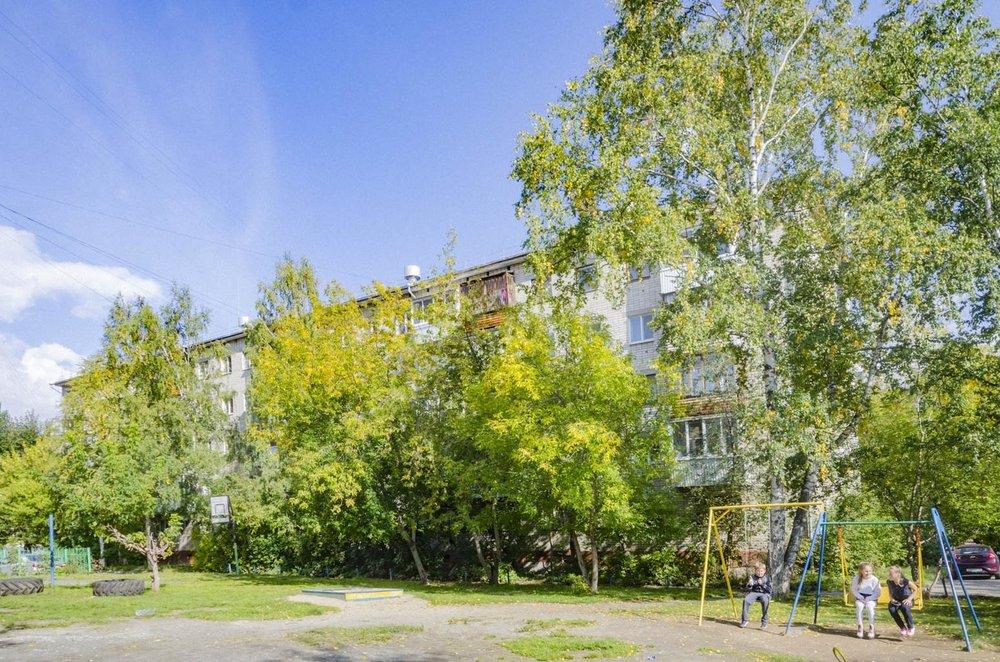 Екатеринбург, ул. Нагорная, 57 (ВИЗ) - фото квартиры (1)