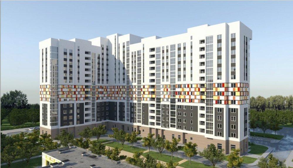 Екатеринбург, ул. Рябинина, 18 (Широкая речка) - фото квартиры (1)