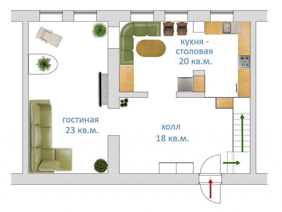 Екатеринбург, ул. Ленина, 54/1 (Центр) - фото квартиры (1)