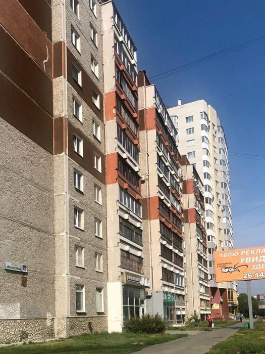 Екатеринбург, ул. Авиационная, 48 (Автовокзал) - фото квартиры (1)