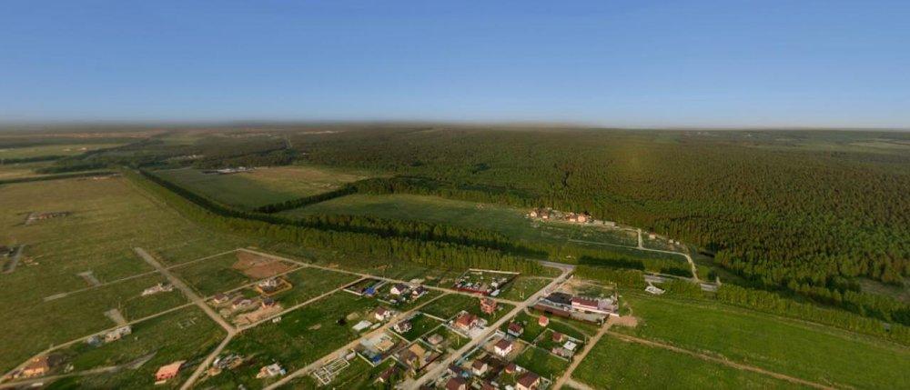 с. Курганово, ул. Елизаветинская (городской округ Полевской) - фото земельного участка (2)
