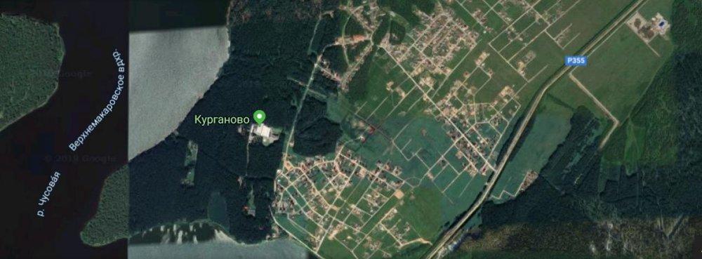 с. Курганово, ул. Елизаветинская (городской округ Полевской) - фото земельного участка (7)