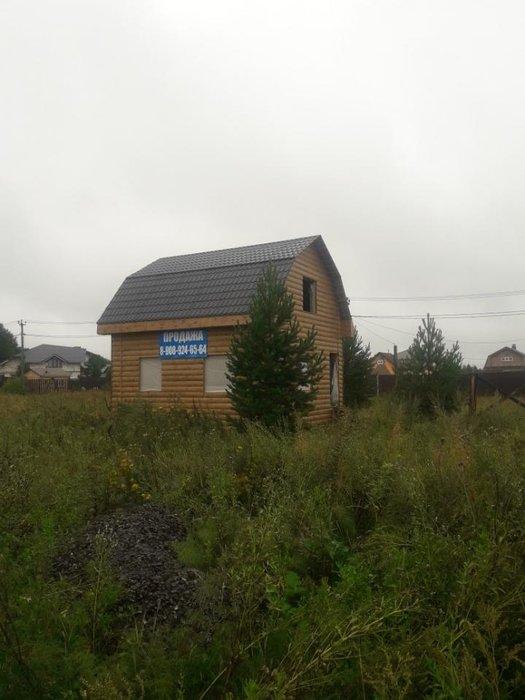 ДНП «Аэродром», д. - (Екатеринбург, с. Горный щит) - фото дома (1)