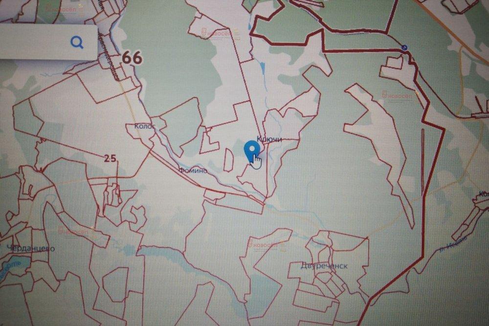 д. Ключи (г.о. Белоярский), ул. Светлая, 17 (городской округ Белоярский) - фото земельного участка (1)