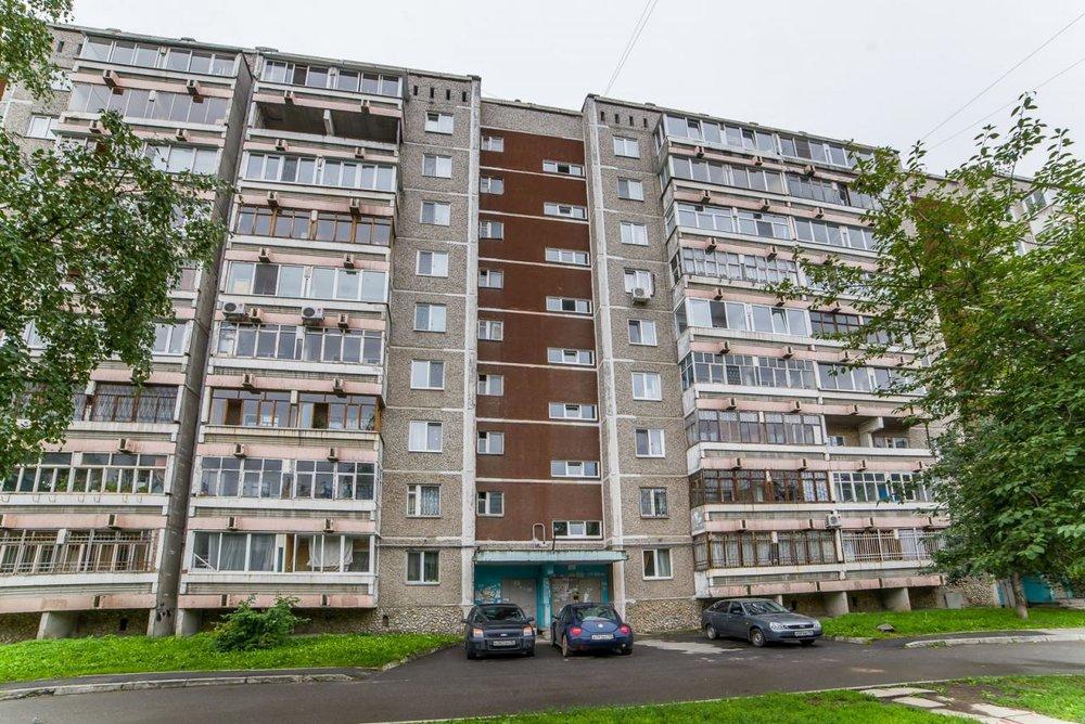 Екатеринбург, ул. Металлургов, 46 (ВИЗ) - фото квартиры (1)